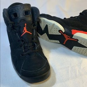 Jordan Kids' 6 Retro 'Infrared
